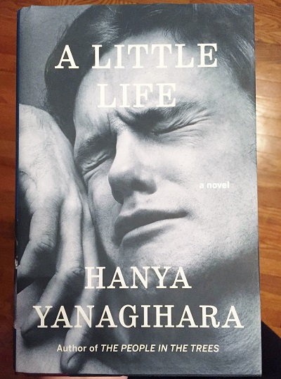 A Little Life by Hanya Yanagihara [image source: corridorreview.com], crowd ink, crowdink, crowdink.com, crowdink.com.au