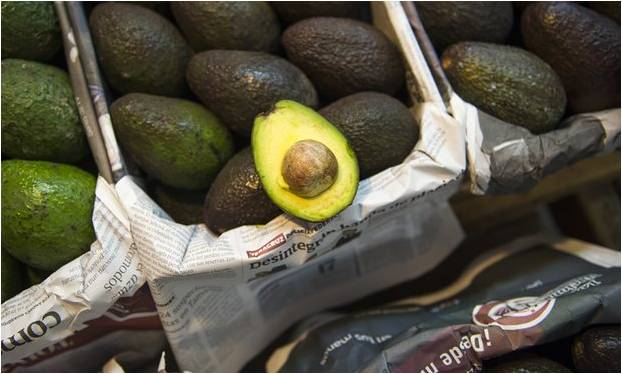 Avocados for sale in a Mexico City market. [Image Source: Nick Wagner/AP], crowd ink, crowdink, crowdink.com, crowdink.com.au