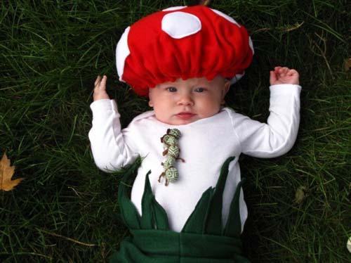 Baby Mushroom [image source: brit.co], crowd ink, crowdink, crowdink.com, crowdink.com.au