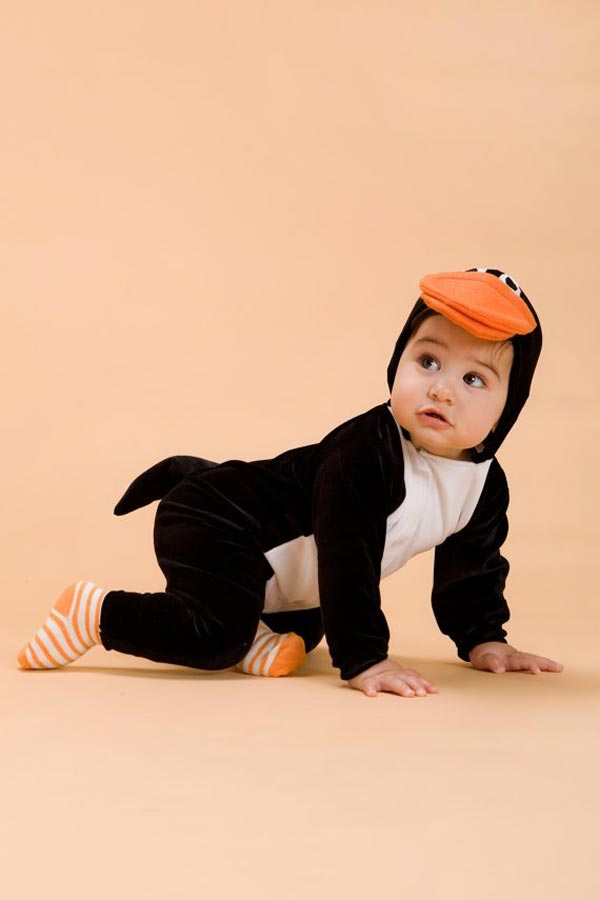 Baby Penguin [image source: popsugar.com], crowd ink, crowdink, crowdink.com, crowdink.com.au