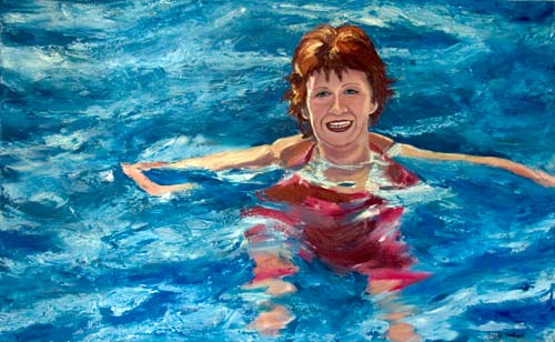 Margaret by Gayle Reichelt, crowd ink, crowdink.com, crowdink, crowdink.com.au
