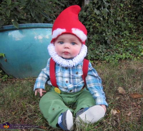 Baby Gnome [image source: costume-works.com], crowd ink, crowdink, crowdink.com, crowdink.com.au