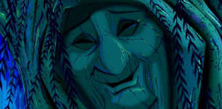 Grandmother Willow [image source: Disney's Pocahontas], crowd ink, crowdink, crowdink.com, crowdink.com.au