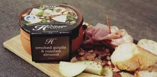 Smoked Gouda and Almond Dip [image source: CrowdInk], crowd ink, crowdink, crowdink.com, crowdink.com.au