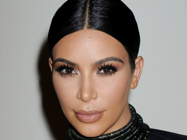 Try Kim Kardashians Trick For Smudge Proof Eye Makeup Crowdink