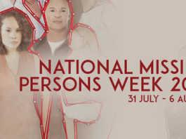 National Missing Persons Week 2016, crowd ink, crowdink, crowdink.com, crowdink.com.au