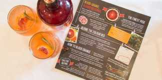Blood Orange Cocktails, crowd ink, crowdink, crowdink.com, crowdink.com.au