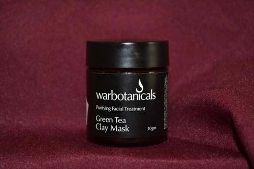 Warbotanicals Clay Mask [image source: onlykindnessmatters.com.au], crowdink, crowd ink, crowdink.com, crowdink.com.au