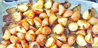 Caesar Roasted Potatoes [image source: www.eatwhatweeat.com], crowd ink, crowdink, crowdink.com, crowdink.com.au