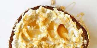Honey and Ricotta Toast [image source: saveur.com], crowd ink, crowdink, crowdink.com, crowdink.com.au