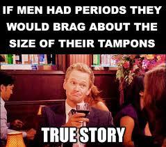 If men had periods... [image source: i-am-bored.com], crowd ink, crowdink, crowdink.com, crowdink.com.au