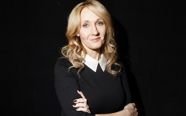 JK Rowling is Writing More Harry Potter Fanfiction [image source: telegraph.co.uk], crowd ink, crowdink, crowdink.com, crowdink.com.au