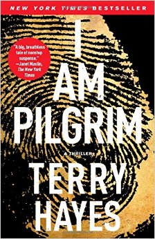 I Am Pilgrim by Terry Hayes [image source: amazon.com], crowd ink, crowdink, crowdink.com, crowdink.com.au
