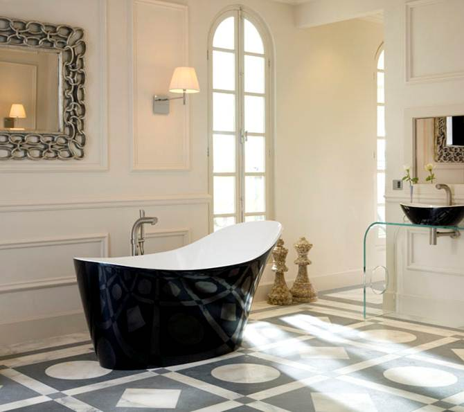 Victoria + Albert Baths - Napoli Collection [image source: modenus.com], crowd ink, crowdink, crowdink.com, crowdink.com.au