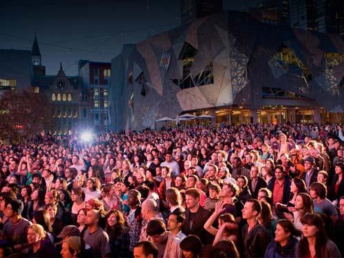 Melbourne Festival (Image Source: curiositytravels.org), crowdink.com, crowdink.com.au, crowd ink, crowdink