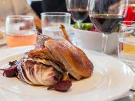 Blood Orange Roasted Duck, crowd ink, crowdink, crowdink.com, crowdink.com.au