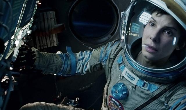 Sandra Bullock in Gravity [image source: nme.com], crowd ink, crowdink, crowdink.com, crowdink.com.au