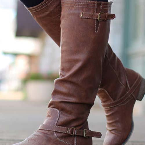 Tall Flat Boots [image source: wanelo.com], crowd ink, crowdink, crowdink.com, crowdink.com.au