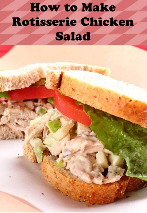 Chicken Salad [image source: thebudgetdiet.com], crowd ink, crowdink, crowdink.com, crowdink.com.au