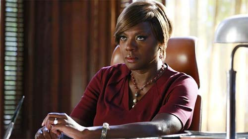 Annalise Keating of How to Get Away With Murder [image source: bustle.com], crowd ink, crowdink, crowdink.com, crowdink.com.au