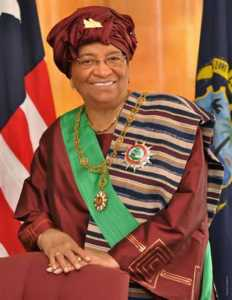 Ellen Johnson-Sirleaf: President of Liberia (Image Source: emansion.gov.lr), crowdink.com, crowdink.com.au, crowd ink, crowdink, leaders, women