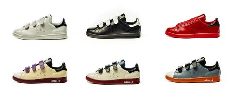 Raf Simons partners with Adidas [image source: shentradeshoe.com], crowd ink, crowdink, crowdink.com, crowdink.com.au