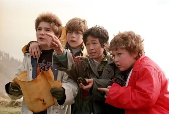 The Goonies [image source: yahoo.com], crowd ink, crowdink, crowdink.com, crowdink.com.au