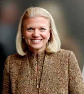 Virginia Rometty: CEO of IBM (Image Source: techcrunch.com), crowdink.com, crowdink.com.au, crowd ink, crowdink