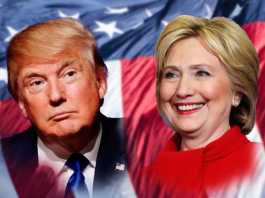 Donald Trump and Hillary Clinton (Image Source: netivisit), crowdink.com, crowdink.com.au, crowd ink, crowdink
