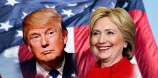 Donald Trump and Hillary Clinton (Image Source: netivisit), crowdink.com, crowdink.com.au, crowd ink, crowdink
