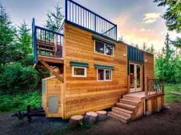 Tiny House (Image Source: inhabitant.com), crowdink.com, crowdink.com.au, crowd ink, crowdink