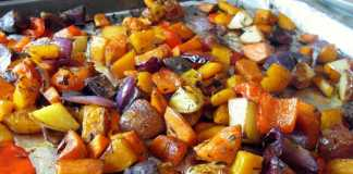 Roasted Veggies (Recipeshub.com), crowdink.com, crowdink.com.au, crowd ink, crowdink