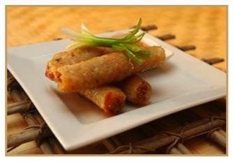 Traditional Vietnamese Crispy Spring Roll. , crowdink.com.au, crowdink.com, crowd ink, crowdink