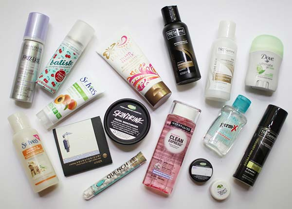 Travel Beauty Products, crowdink.com, crowdink.com.au, crowdink, crowd ink