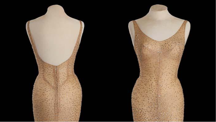 Monroe's Custom Made Dress ( Image Source: static.robboreport), crowdink.com, crowdink.com.au, crowd ink, crowdink
