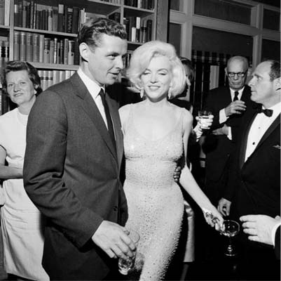 Monroe and JFK ( Image Source: Telegraph), crowdink.com, crowdink.com.au, crowd ink, crowdink