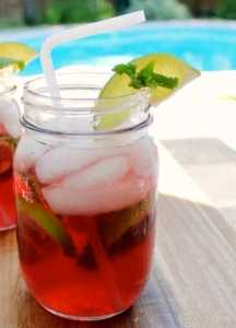 Pomegranate Mojito (Image Source: soberjulie), crowdink.com.au, crowdink.com, crowd ink, crowdink
