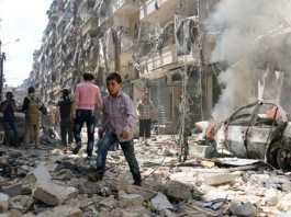 Aleppo (Image Source: CNN), crowdink.com, crowdink.com.au, crowd ink, crowdink