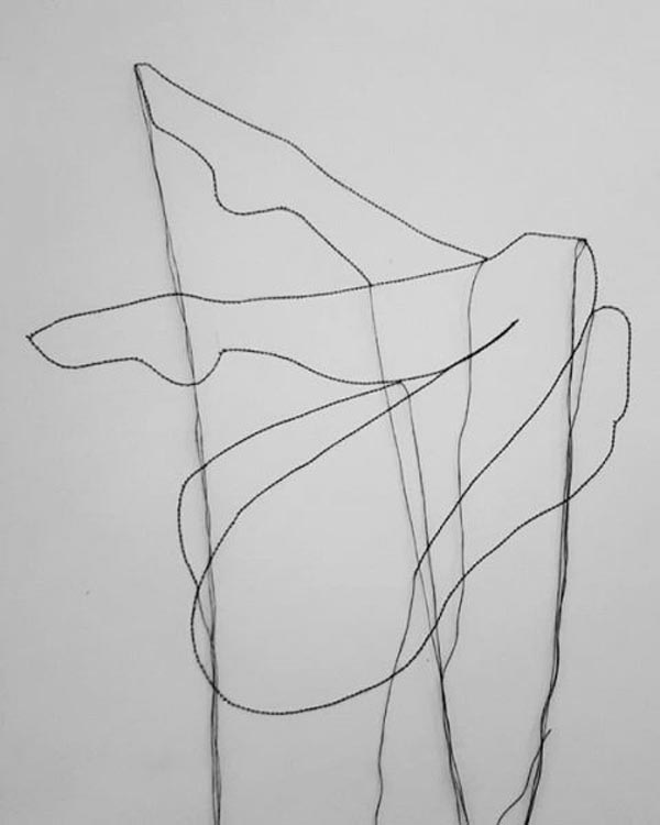Female Form (Legs) By Jasmine Radakovic, crowdink.com, crowdink.com.au, crowd ink, crowdink