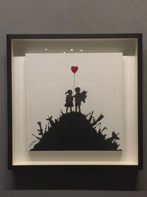 Crowdink.com, crowdink.com.au, crowd ink, crowdink, The Art of Banksy Exhibition in Melbourne