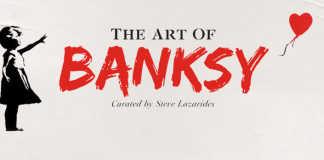 The Art of Banksy, crowdink.com, crowdink.com.au, crowd ink, crowdink