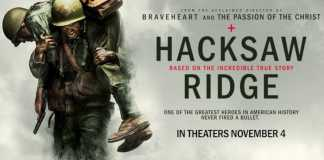 Hacksaw Ridge, crowdink.com, crowdink.com.au, crowd ink, crowdink, movie reviews, movies, mel gibson
