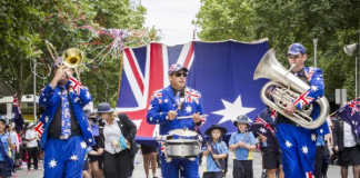 Happy Australia Day crowdink.com, crowdink.com.au, crowd ink, crowdink