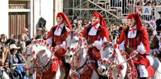 Amazing Italy Medieval Festival Sa Sartiglia crowdink.com, crowdink.com.au, crowd ink, crowdink