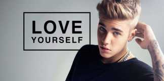 Love Yourself - Justin Bieber, crowdink.com, crowdink.com.au, crowd ink, crowdink