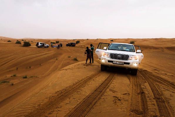 Riding Dunes In The Arabian Desert crowdink.com, crowdink.com.au, crowd ink, crowdink