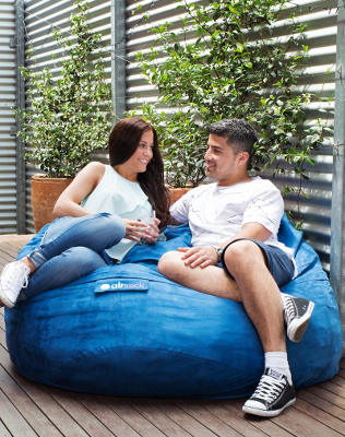 Awe Inspiring The New And Improved Beanbag The Airsack Crowdink Machost Co Dining Chair Design Ideas Machostcouk