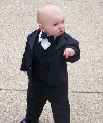 Baby Godfather crowdink.com, crowdink.com.au, crowd ink, crowdink