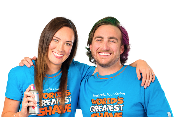 World's Greatest Shave crowdink.com, crowdink.com.au, crowd ink, crowdink
