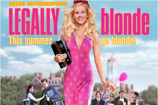 Legally Blonde Movie crowdink.com, crowdink.com.au, crowd ink, crowdink